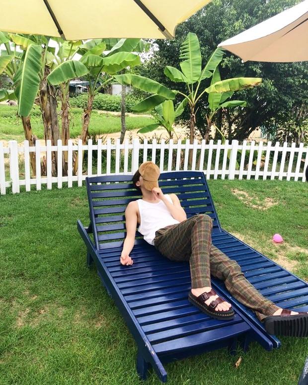 Công bố loạt ảnh và hậu trường Taemin (SHINee) bí mật đến Việt Nam chụp tạp chí vào tháng 7 vừa qua - Ảnh 4.