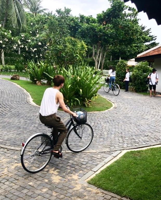 Công bố loạt ảnh và hậu trường Taemin (SHINee) bí mật đến Việt Nam chụp tạp chí vào tháng 7 vừa qua - Ảnh 3.
