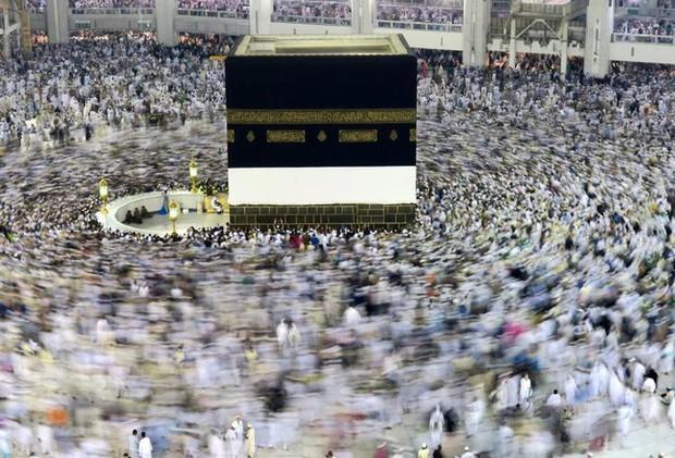 Saudi Arabia chuẩn bị cho lễ hành hương Hajj - Ảnh 1.