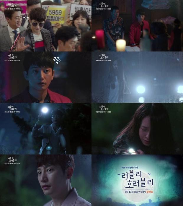 Mợ ngố Song Ji Hyo ít đóng phim, nhưng hễ đóng là toàn phim cực độc như Lovely Horribly! - Ảnh 2.