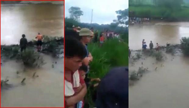 Phát hiện thi thể đàn ông trên sông sau 3 ngày mất tích - Ảnh 1.