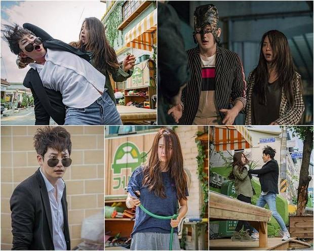 Mợ ngố Song Ji Hyo ít đóng phim, nhưng hễ đóng là toàn phim cực độc như Lovely Horribly! - Ảnh 5.
