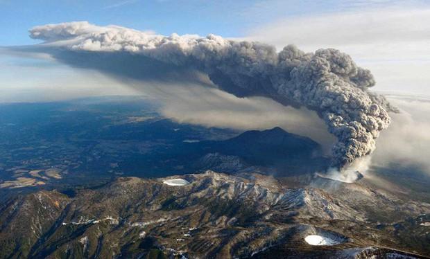 Giả thuyết rợn tóc gáy của vụ phun trào núi lửa Toba suýt chút nữa khiến nhân loại bị diệt vong - Ảnh 4.