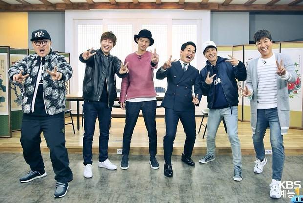 Show thực tế đình đám của Hàn Quốc phải dừng quay hình vì thời tiết quá nóng - Ảnh 2.