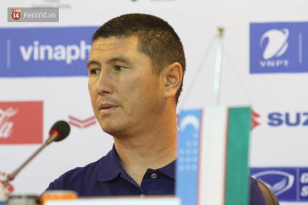 U23 Việt Nam Quang Hải được HLV Uzbekistan ấn tượng - Ảnh 1.
