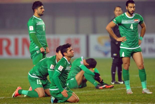 Iraq rút lui vì nghi ngờ gian lận tuổi, môn bóng đá nam ASIAD 2018 lại rơi vào hỗn loạn - Ảnh 1.