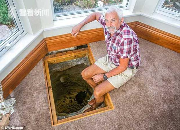 Tình cờ phát hiện giếng cổ trong nhà, người đàn ông kiên trì đào tìm kho báu suốt 6 năm - Ảnh 2.