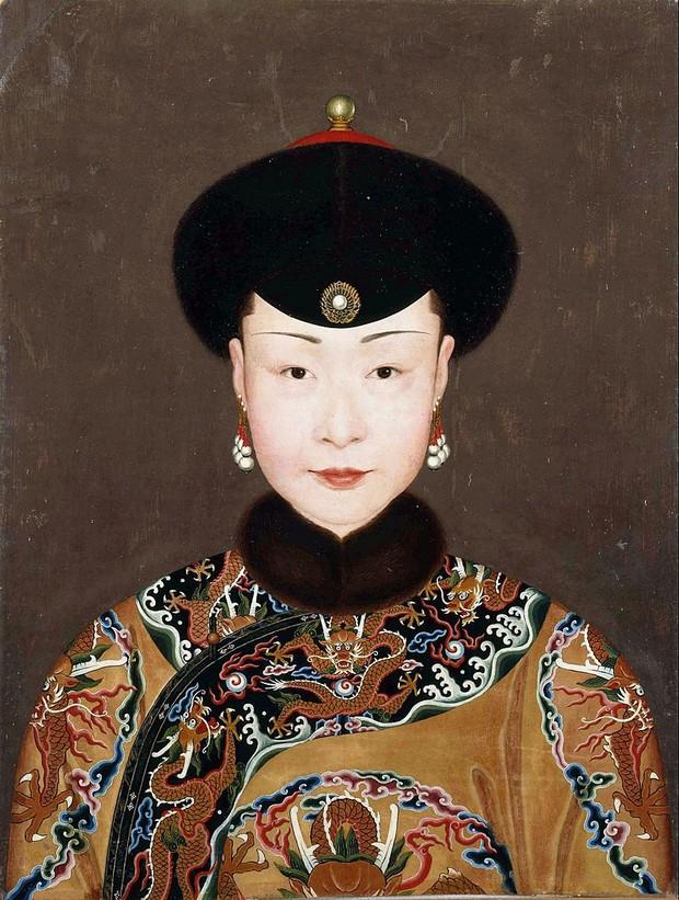 Diên Hi Công Lược đời thực: Hậu cung đông đúc, vua Càn Long vẫn chỉ yêu sâu đậm những phi tần này - Ảnh 7.