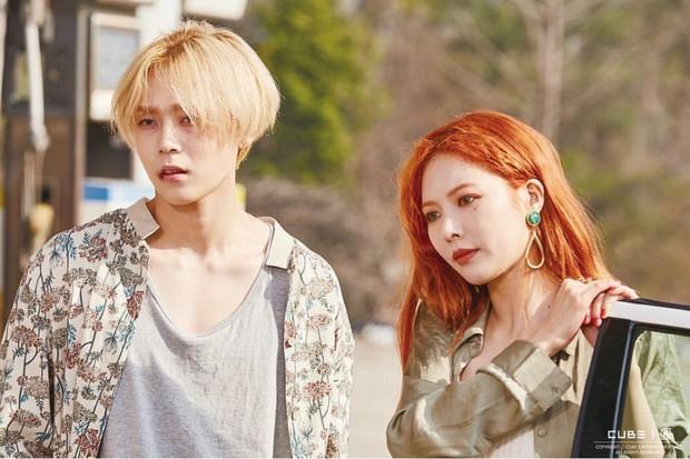 Hyuna xác nhận hẹn hò đàn em E'Dawn được 2 năm - Ảnh 1.