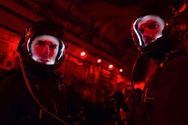 """9 lần khán giả mê hành động được phen lác mắt trong """"Mission: Impossible 6"""" - Ảnh 2."""