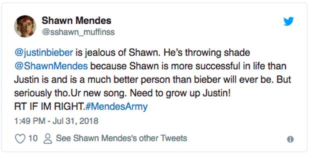 Justin Bieber xỉa xói Shawn Mendes - bạn trai tin đồn của Hailey trong bài hát mới? - Ảnh 5.