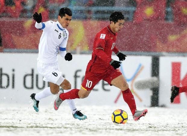 U23 Việt Nam tham gia giải Tứ Hùng 2018 gặp lại U23 Uzbekistan - Ảnh 1.