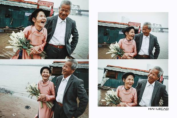 Ông cụ trong bộ ảnh Tình già bị đưa vào trung tâm bảo trợ xã hội khi đi nhặt ve chai: Mong ông được về sớm để bà đỡ buồn, đỡ khóc - Ảnh 1.
