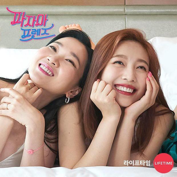 4 mỹ nhân Hàn Quốc tạo dáng trên poster show mới nhưng sao lại có điểm phi lý như thế này? - Ảnh 9.