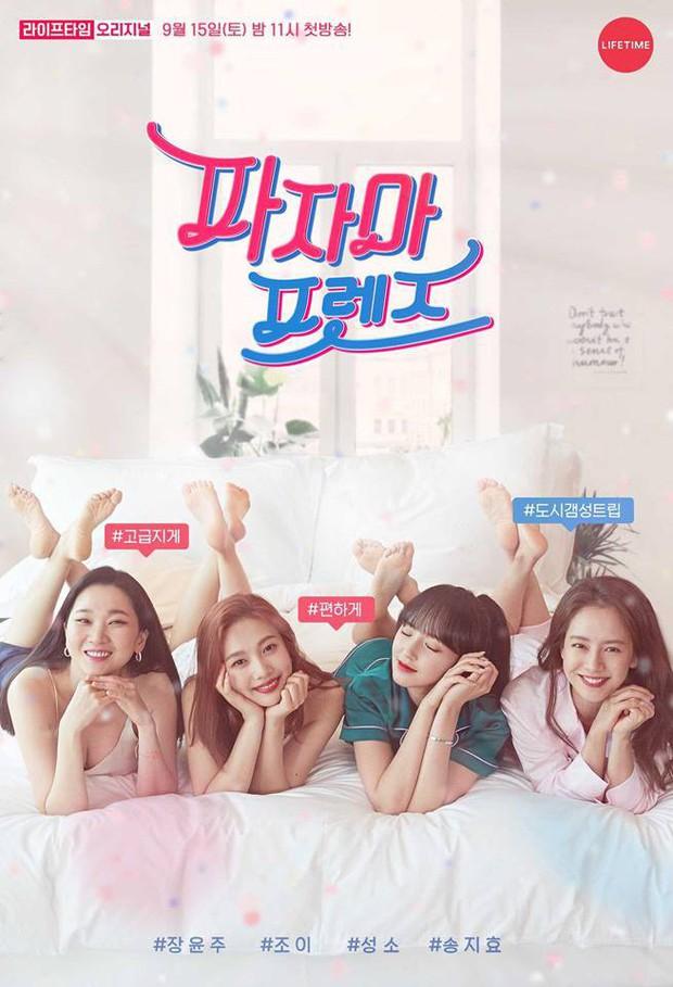 4 mỹ nhân Hàn Quốc tạo dáng trên poster show mới nhưng sao lại có điểm phi lý như thế này? - Ảnh 5.