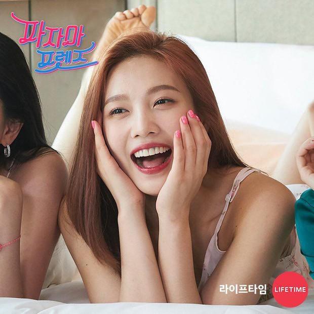 4 mỹ nhân Hàn Quốc tạo dáng trên poster show mới nhưng sao lại có điểm phi lý như thế này? - Ảnh 6.