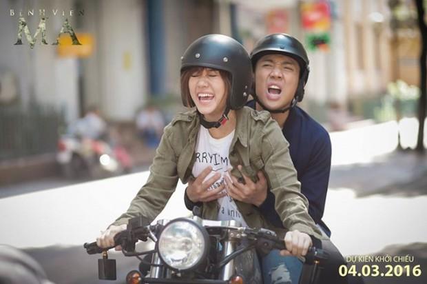 Trường Giang Nhã Phương, Hari Won Trấn Thành: Bắt đầu từ phim kinh dị- Ảnh 11.