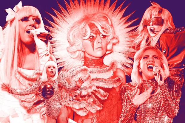 Lady Gaga đã ở đỉnh cao danh vọng 1 thập kỉ rồi đấy, bạn còn nhớ album huyền thoại ghi dấu cột mốc này không? - Ảnh 7.