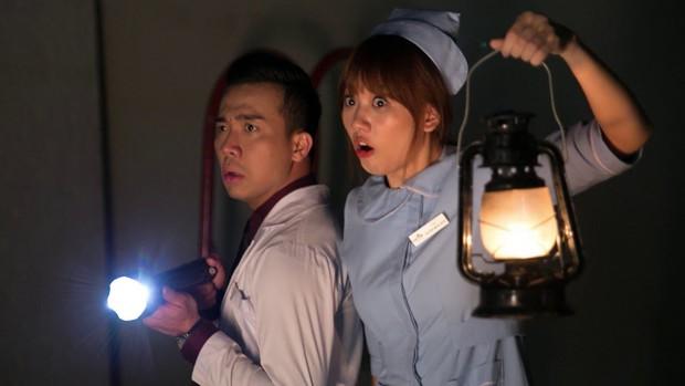 Trường Giang Nhã Phương, Hari Won Trấn Thành: Bắt đầu từ phim kinh dị - Ảnh 9.