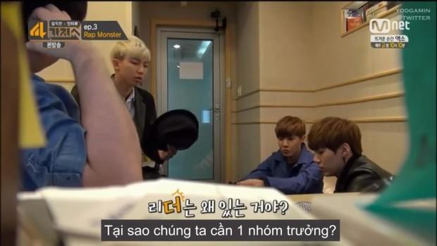 Được hỏi chọn BTS hay làm ca sĩ solo, đây là câu trả lời của trưởng nhóm RM! - Ảnh 4.