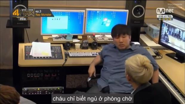 Được hỏi chọn BTS hay làm ca sĩ solo, đây là câu trả lời của trưởng nhóm RM! - Ảnh 5.