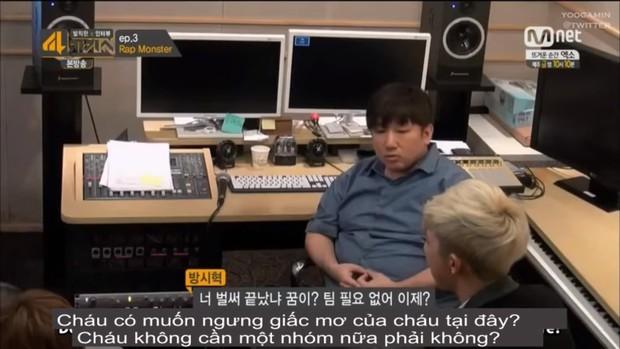 Được hỏi chọn BTS hay làm ca sĩ solo, đây là câu trả lời của trưởng nhóm RM! - Ảnh 7.