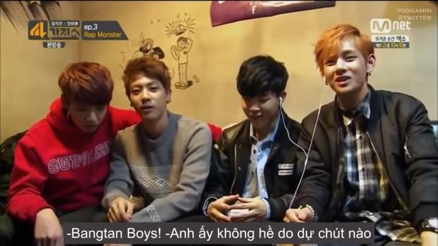 Được hỏi chọn BTS hay làm ca sĩ solo, đây là câu trả lời của trưởng nhóm RM! - Ảnh 9.