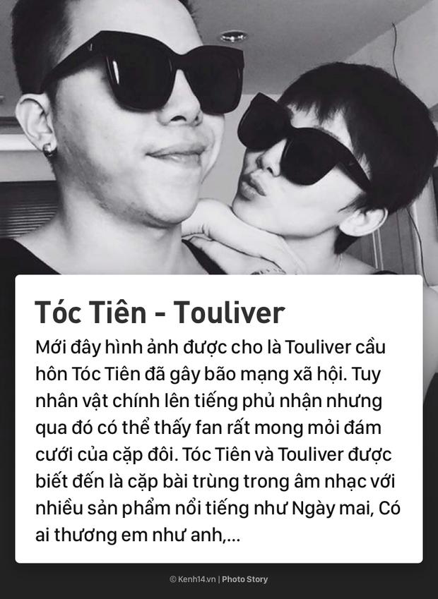 Sau Trường Giang - Nhã Phương, fan Việt đang háo hức mong chờ những cặp đôi nào sẽ lên xe hoa cùng nhau - Ảnh 1.