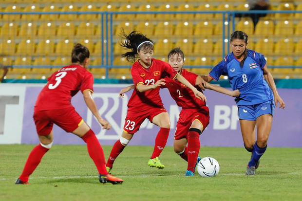 Bất ngờ: Nữ Thái Lan đứng chót bảng, toàn thua vẫn có vé vào tứ kết ASIAD 2018 - Ảnh 1.