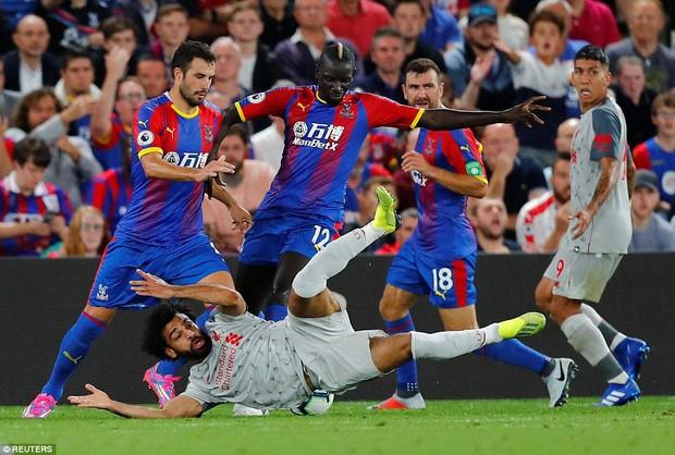 Liverpool nhọc nhằn đánh bại Crystal Palace - Ảnh 10.