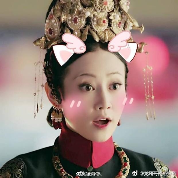 Lầy đến mức khó đỡ như bộ sậu Diên Hi Công Lược: Càn Long đòi hẹn hò Cao Quý Phi, Thuận Tần đi đẻ vẫn nghiện xem phim - Ảnh 6.