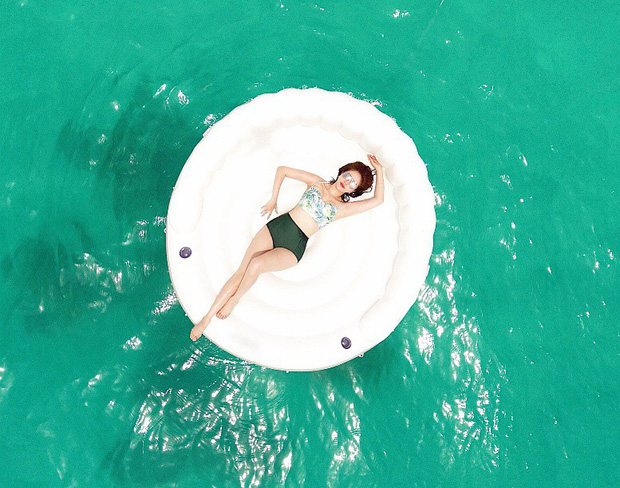 Giữa nghi vấn sắp lên xe hoa, Bảo Thy khoe body nóng bỏng trong loạt ảnh du lịch ở thiên đường Maldives - Ảnh 8.