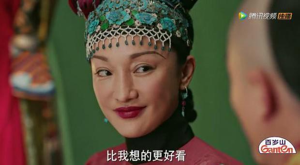 Châu Tấn thẳng thắn đáp trả khi bị chê già mà đội lốt thiếu nữ trong Như Ý Truyện - Ảnh 2.