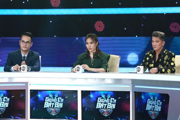 Giọng ca bất bại: Mỹ Tâm, Đàm Vĩnh Hưng cứu trở lại chàng hot boy kẹo kéo - Ảnh 1.