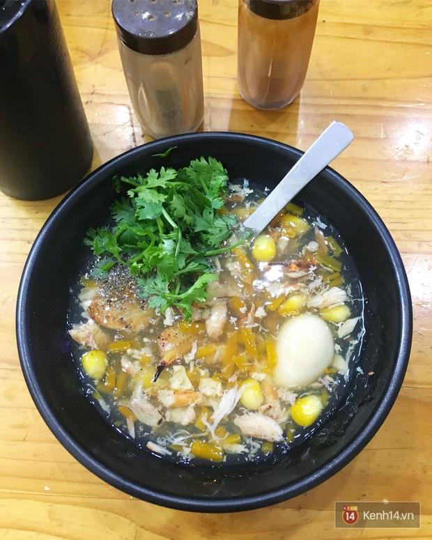 Bỗng thèm lắm một bát súp cua béo ngậy thì đây là 3 địa chỉ hiếm hoi ở Hà Nội bán món ăn này - Ảnh 1.