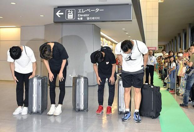 Bị đuổi khỏi ASIAD, 4 cầu thủ bóng rổ Nhật Bản mua dâm phải tự trả tiền vé máy bay về nước - Ảnh 2.