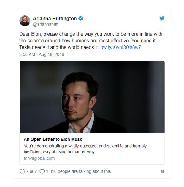 Cái giá phải trả cho đại nghiệp của Elon Musk cùng vô vàn người trẻ khác: Làm việc đến kiệt sức, thiếu ngủ trầm trọng - Ảnh 2.