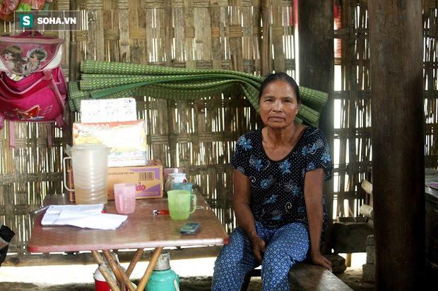 Nhà nghèo, cơm không đủ ăn, chồng bạo bệnh, con suy dinh dưỡng nặng - Ảnh 6.