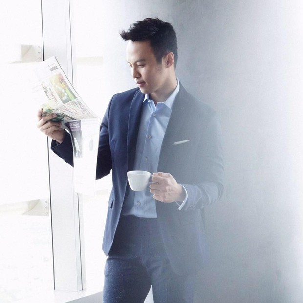 Bị cho rằng thành công nhờ nhà giàu, shark Lê Đăng Khoa trả lời cực gắt trên truyền hình - Ảnh 1.