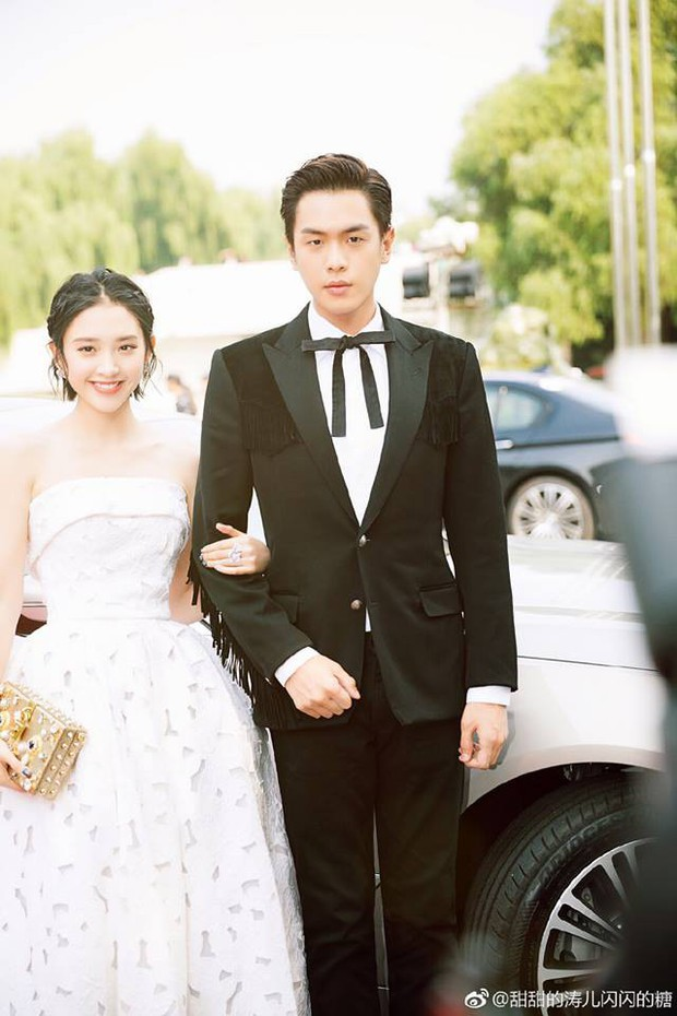 Hẹn hò 7 năm, cuối cùng mỹ nam Pháp Sư Vô Tâm đã đính hôn với người đẹp Chân Hoàn Truyện? - Ảnh 5.