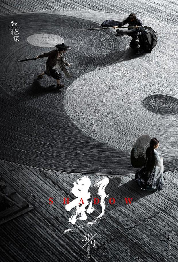 Người hâm mộ kỳ vọng sự trở lại của Trương Nghệ Mưu với bom tấn Shadow sau cú ngã Trường Thành - Ảnh 8.