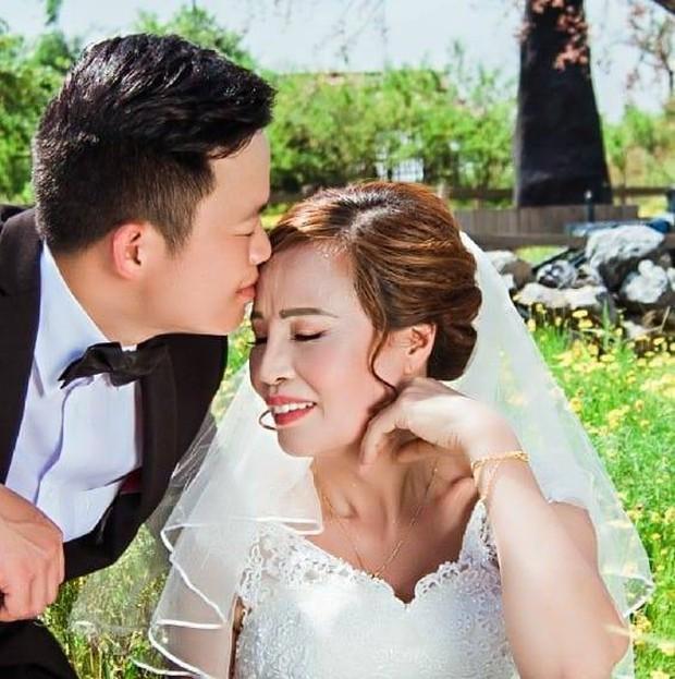 Cô dâu 61 ôm chặt chú rể 26 tuổi hạnh phúc tuyển bố trước thềm đám cưới: Tôi chuẩn bị là cô dâu trẻ và xinh đẹp nhất thế giới - Ảnh 4.
