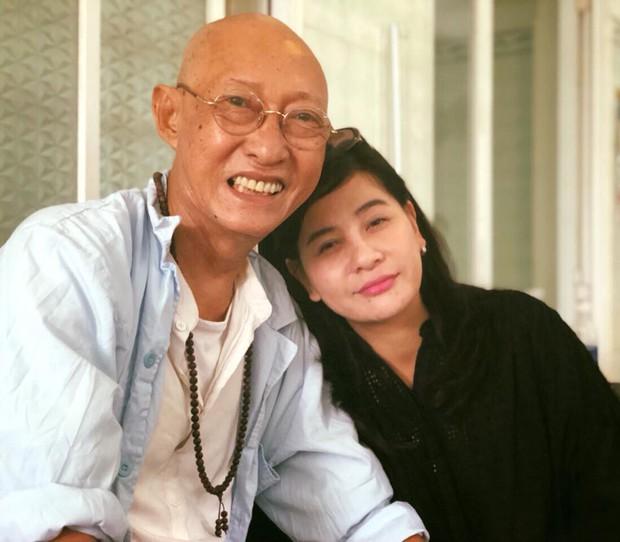 Cát Phượng vào bệnh viện trao cho Mai Phương 300 triệu, thăm hỏi sức khoẻ diễn viên Lê Bình - Ảnh 3.