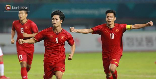 Công Phượng tỏa sáng rực rỡ, Olympic Việt Nam lần đầu tiên trong lịch sử vào tứ kết ASIAD - Ảnh 3.