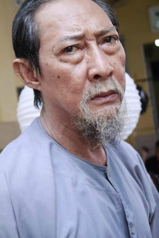 Diễn viên gạo cội Lê Bình cũng đang chống chọi với bệnh ung thư phổi - Ảnh 3.