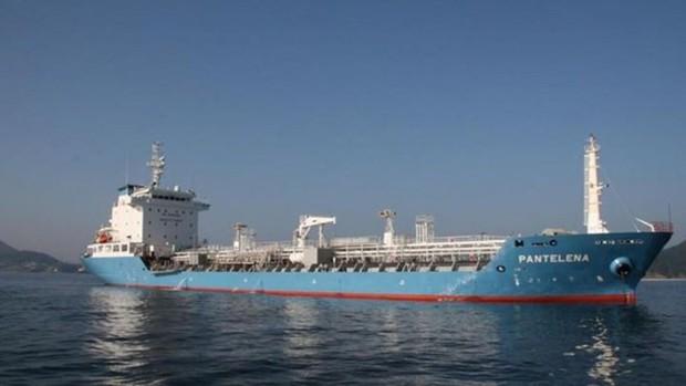 Tàu chở dầu của Hy Lạp mất tích gần 10 ngày trên Vịnh Guinea - Ảnh 1.