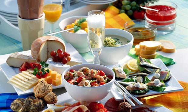 Ăn sáng để giảm cân cũng cần đúng cách, hãy bổ sung ngay top thực phẩm này vào bữa sáng của bạn! - Ảnh 1.