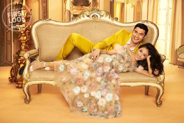 Phim về hội Rich Kid châu Á bị đồng bào Singapore ngó lơ vì diễn viên nói tiếng Anh quá... chuẩn! - Ảnh 2.