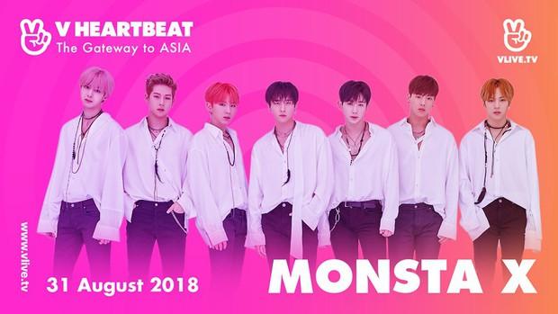 Xác nhận Momoland, Monsta X góp mặt, show Hàn-Việt cuối tháng 8 lại gây xôn xao khi mời 1 giọng ca quyền lực - Ảnh 4.