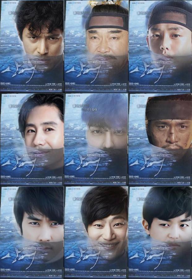 10 phim truyền hình Hàn Quốc có poster í ẹ khó tin, trong số đó có cả phim rất đình đám - Ảnh 4.